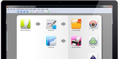 SQL Payroll Software Malaysia