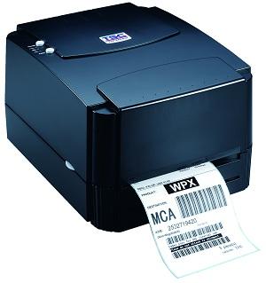TSC TTP 244 Pro Label Barcode Printer
