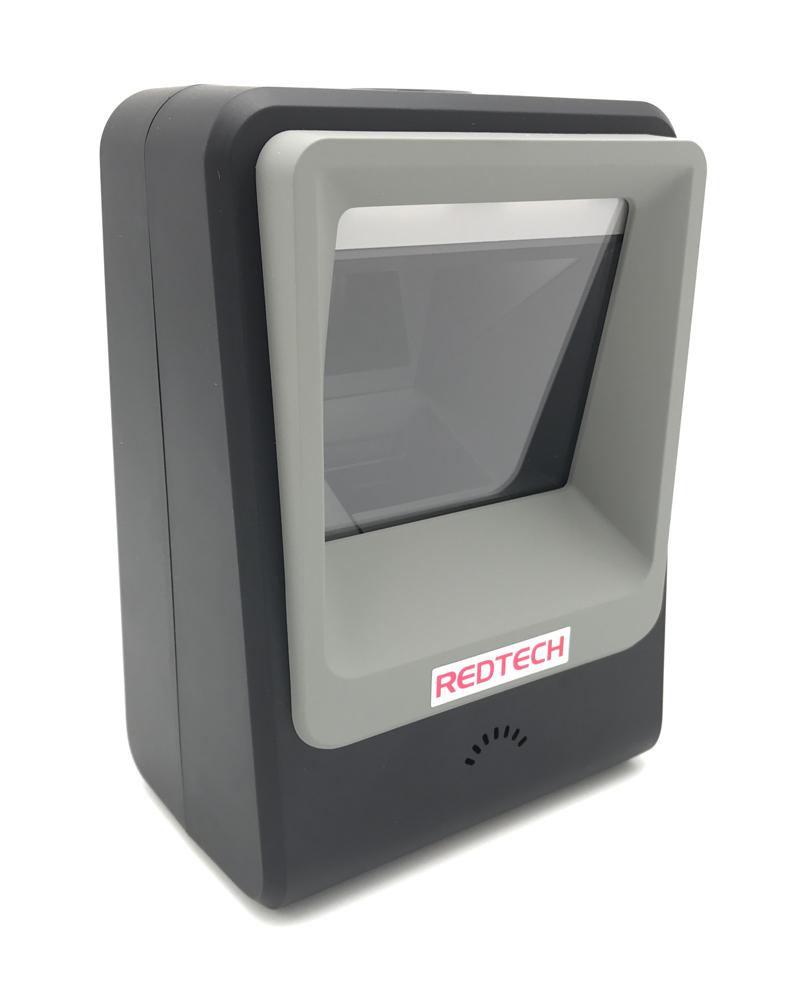 Redtech D630hd Qr Code Desktop 2d Barcode Scanner Qr