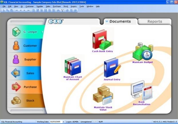 SQL Accountant Set : SST SQL Accounting System Malaysia | Accounting Software